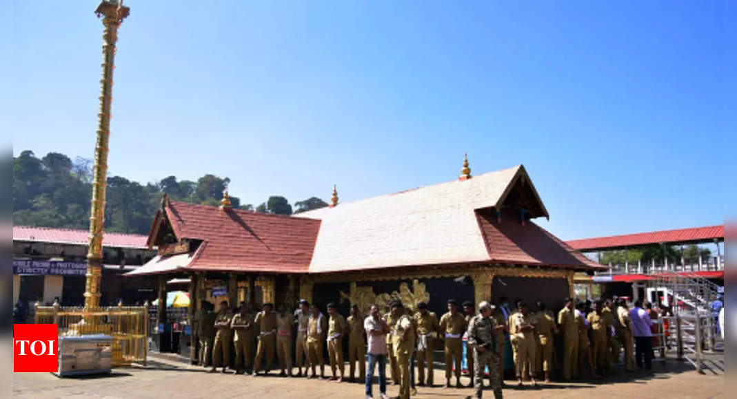 Sabarimala pilgrimage: Kerala govt prepares action plan