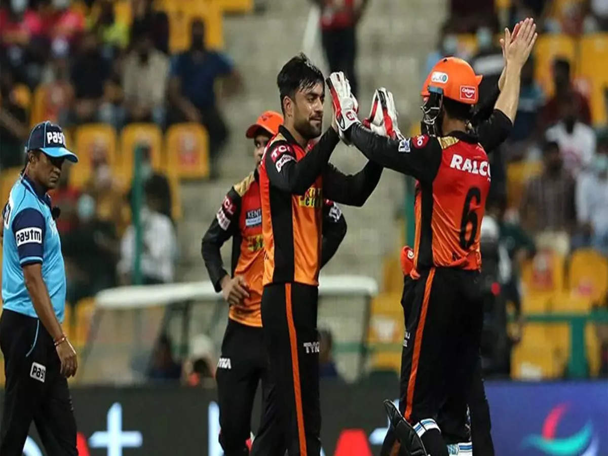 RCB vs SRH Live Score, IPL 2021: Quick wickets jolt Bangalore run chase