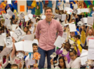 Jeff Kinney is back with the 16th book of 'Diary of a Wimpy Kid' series