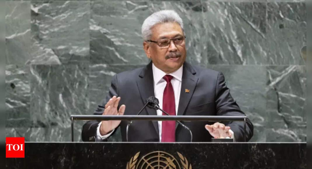 Sri Lankan Prez asks anti-graft commission to probe people named in Pandora Papers thumbnail
