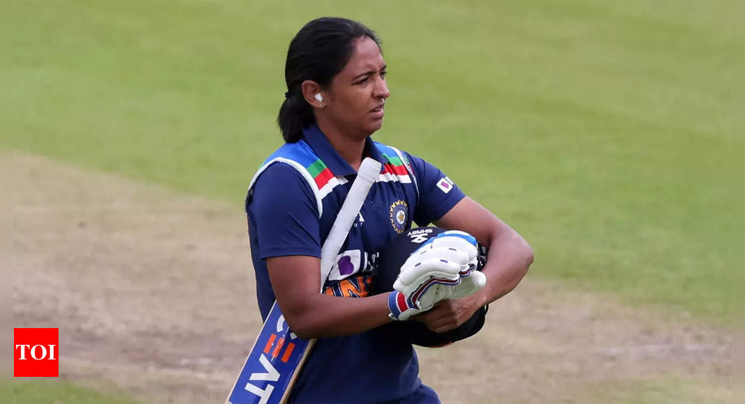 We will go all out in T20I series against Australia, need to win it at any cost: Harmanpreet Kaur | Cricket News – Times of India