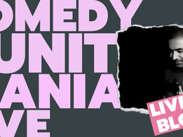 Enjoy stand-up comic Punit Pania's solo show this weekend