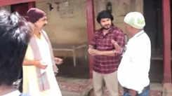 Raghav Pandey and Shruti Rao's Bhojpuri movie 'Bhagyawan' goes on floor