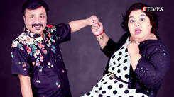 KM Ganeshkar recreates Rajnikanth's 'Annaatthe' song; imitates the superstar's dancing style