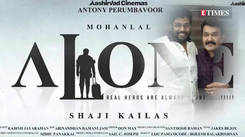 Mohanlal-Shaji Kailas' movie titled 'Alone'