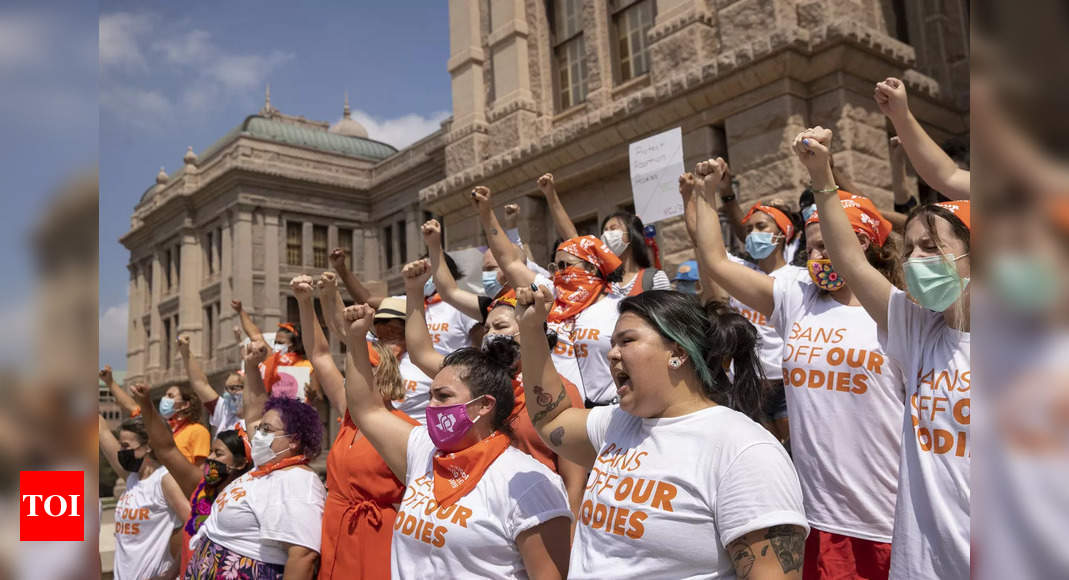 , US judge temporarily blocks Texas abortion law, The World Live Breaking News Coverage & Updates IN ENGLISH