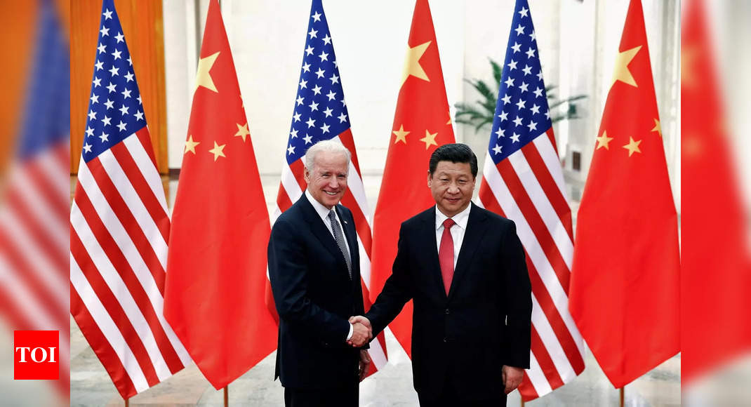Biden, China's Xi expected to meet virtually by year's end thumbnail