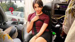 Cab driver files complaint against Kannada actress Sanjjanaa Galrani for allegedly abusing him for not switching on the AC