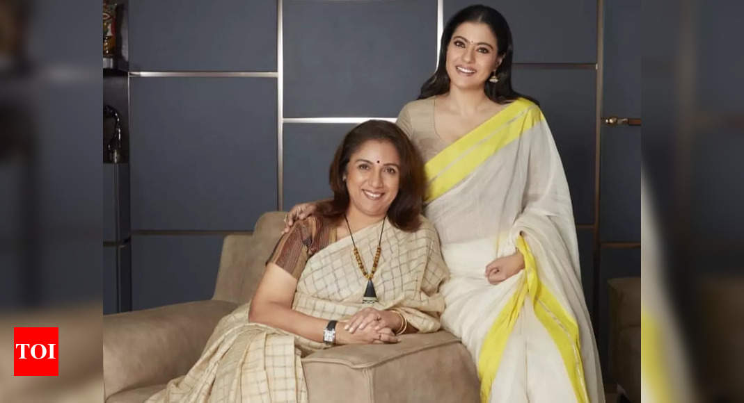 Kajol teams up with Revathy for her next