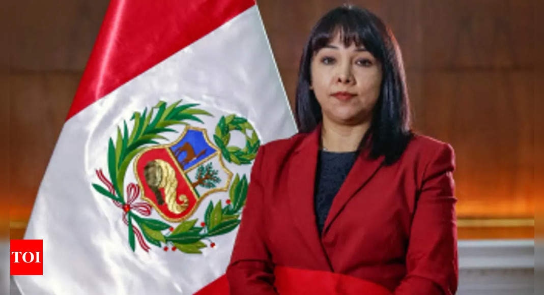 , Peru president names environmentalist as new PM, The World Live Breaking News Coverage & Updates IN ENGLISH