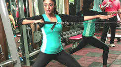 Paoli Dam's intense workout sessions a lesson to all