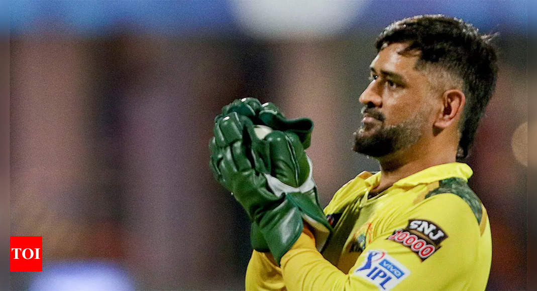 MS Dhoni: Lot of uncertainties around it; MS Dhoni on playing for CSK next season | Cricket News – Times of India