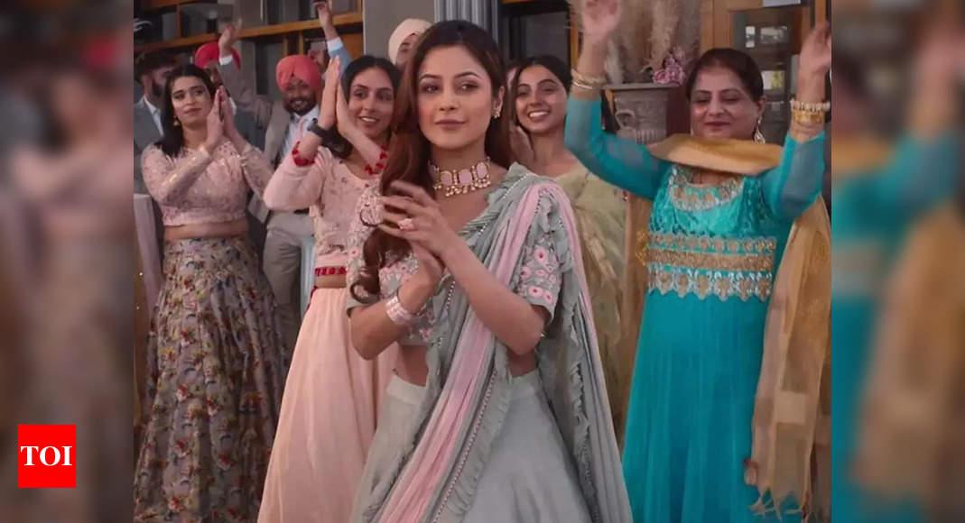 Ahead of the release 'Honsla Rakh', Shehnaaz trends