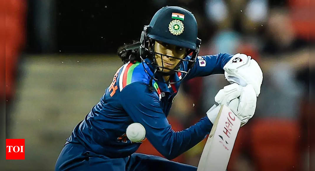 Lots of doubts crept in while sitting out but 'Hundred' helped me get selected: Jemimah Rodrigues | Cricket News – Times of India