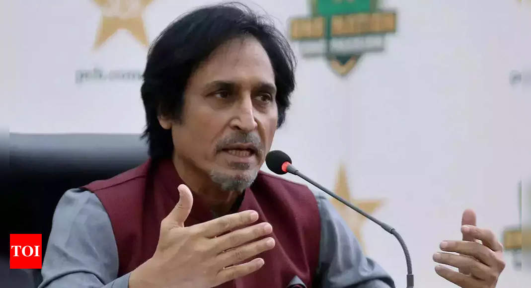 T20 World Cup: PCB to get blank cheque if Pakistan beat India, says Ramiz Raza | Cricket News – Times of India