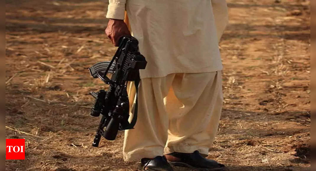 2 teachers shot dead in Srinagar, Pak terrorist outfit claims responsibility