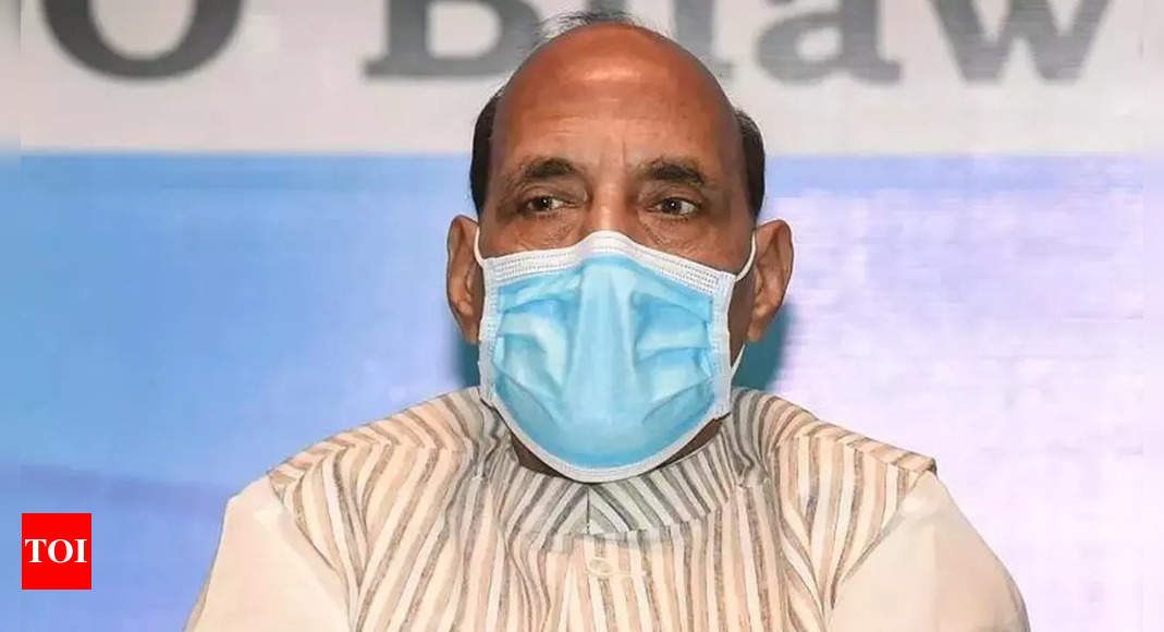 IAF is steadfast in service to nation: Rajnath Singh