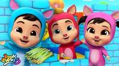 Check Out Popular Kids Song and English Nursery Story 'Three Little Pigs' for Kids - Check out Children's Nursery Rhymes, Baby Songs, Fairy Tales In English
