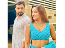 Navratri 2021: Vikrant Singh and his wife Monalisa are giving us major festive vibes in their ethnic outfits