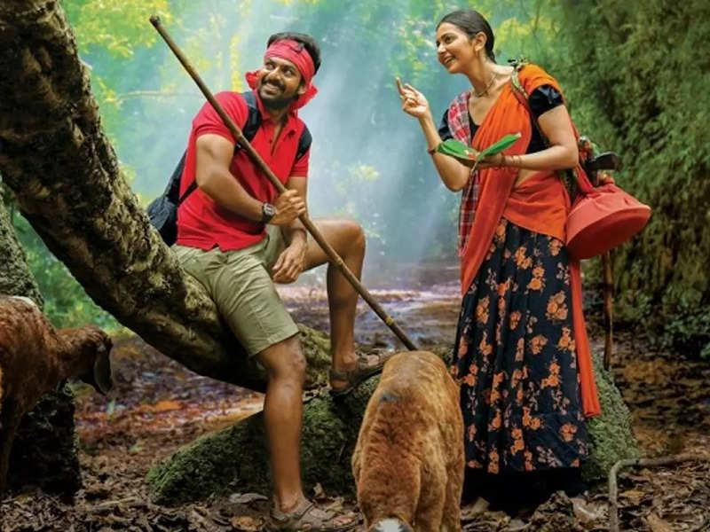 Konda Polam movie review highlights : Vaisshnav Tej and Rakul Preet tell a novel story