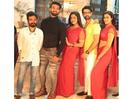 Jay Yadav wraps up 'Sundari', shares group photo with the star cast