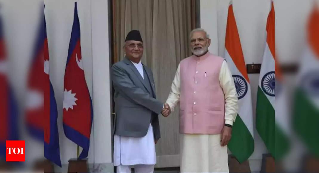 Nepal-India sign MoU for Kathmandu-Raxaul railway link