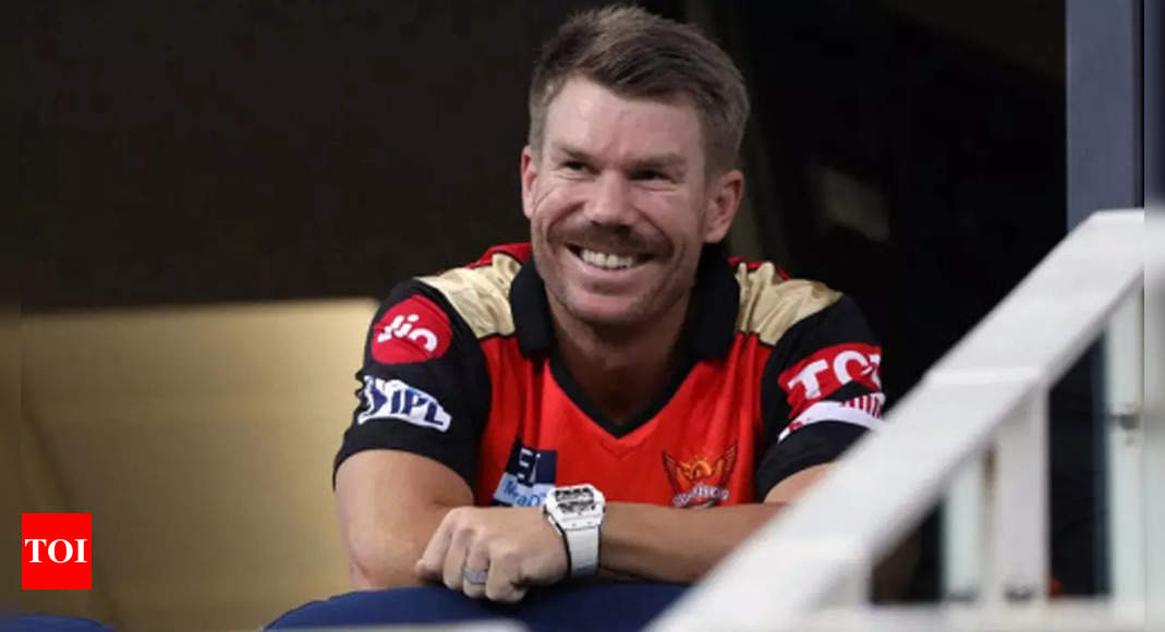 , 'It's been a great ride': Warner pens emotional note for SRH fans, The World Live Breaking News Coverage & Updates IN ENGLISH