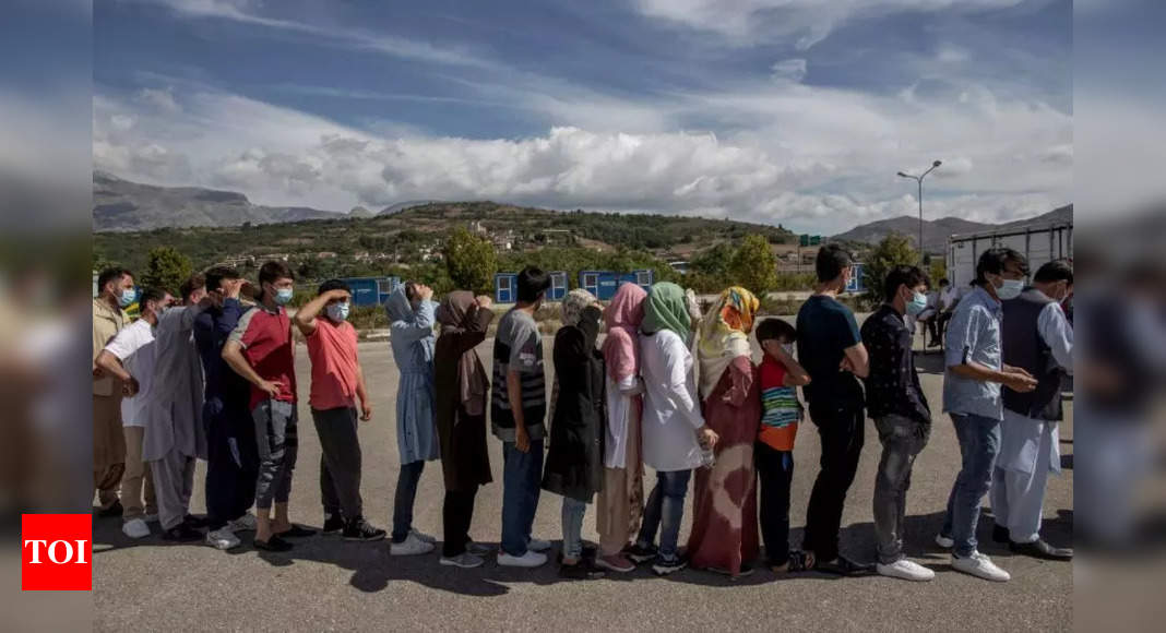 EU warns of security risks linked to migration from Afghanistan