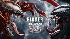 Venom: Let There Be Carnage - Telugu Dialogue Promo