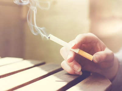 Why people gain weight after they quit smoking
