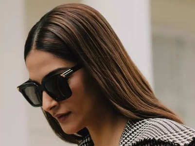 Hairstyle inspiration from Sonam K Ahuja
