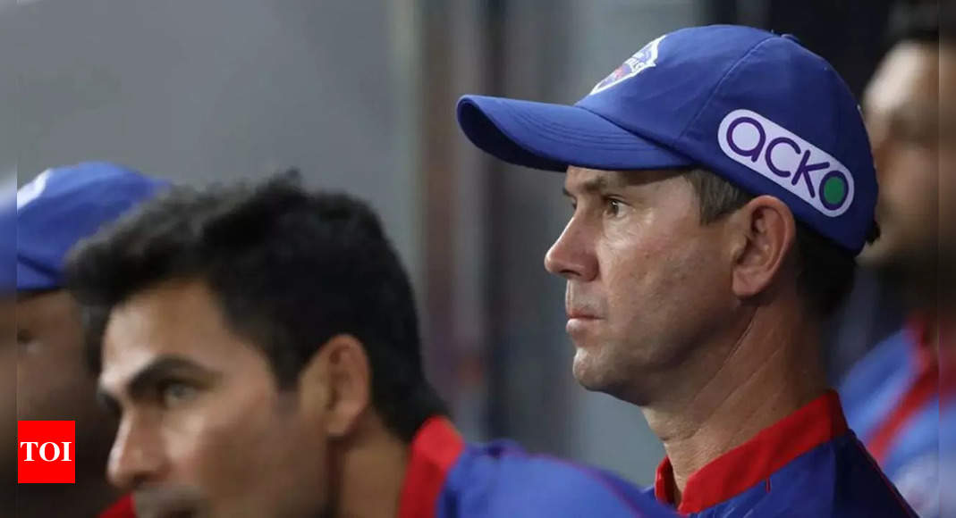 Loss against RCB chance for players to reflect: Ricky Ponting | Cricket News – Times of India