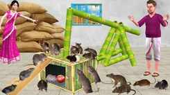 Watch Latest Children Hindi Nursery Story 'Giant Rat Bamboo Trap' for Kids - Check out Fun Kids Nursery Rhymes And Baby Songs In Hindi