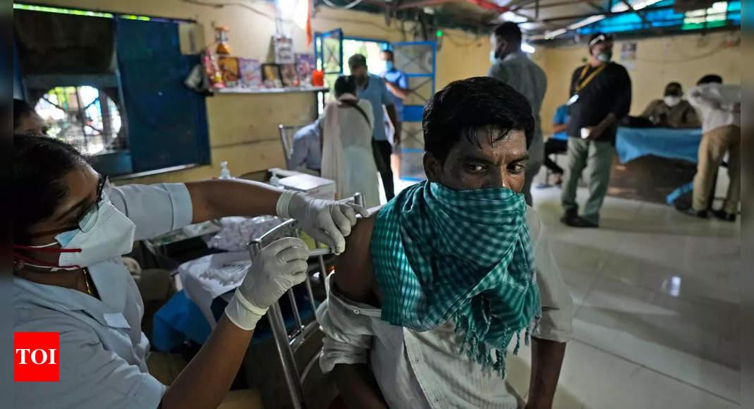 Government aims to hit 100 crore-jab target in 'next few days': Mandaviya