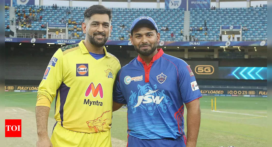 IPL 2021 Qualifier 1, DC vs CSK: Delhi Capitals pacers a worry for experienced Chennai Super Kings | Cricket News – Times of India