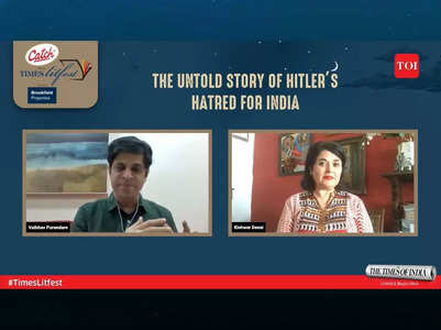 'Perception that Hitler was India's friend flawed'