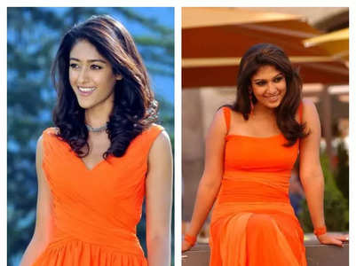 Telugu actresses in the 'shades of Orange'!