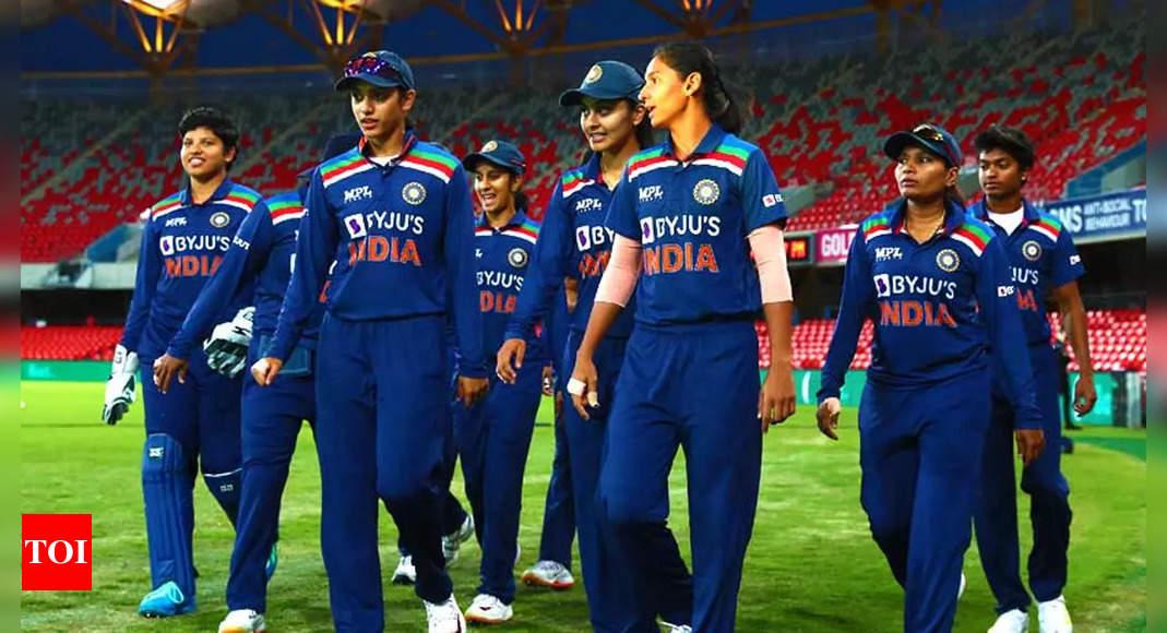 Richa Ghosh and Pooja Vastrakar's performance is a big positive: Harmanpreet   Cricket News – Times of India