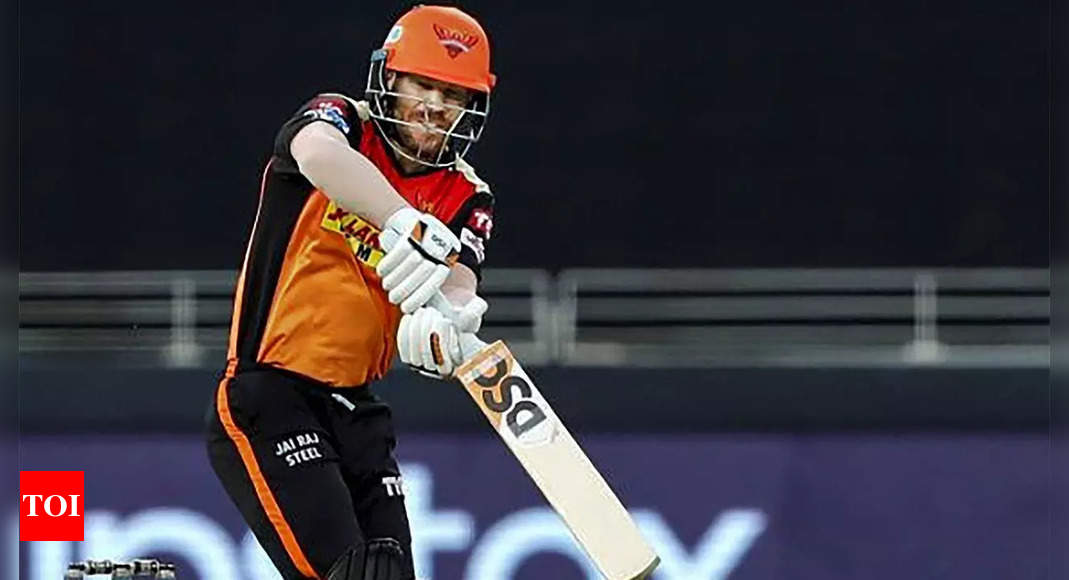 David Warner shares a heartfelt post, hints at parting ways with SRH   Cricket News – Times of India