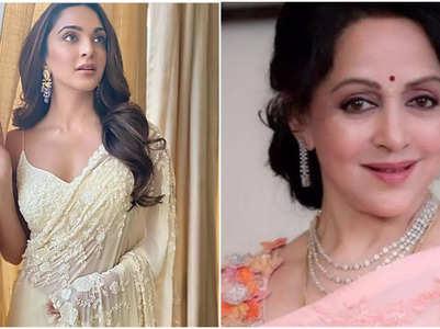 Kiara Advani on being compared to Hema Malini