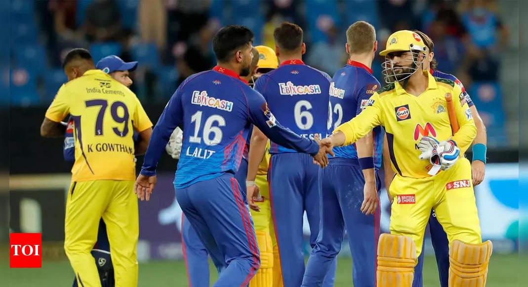 IPL 2021: MS Dhoni takes Chennai Super Kings to the 9th final