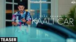 Check Out Latest Haryanvi Official Music Video Song Teaser 'Kaali Car' Sung By Sukh Deswal