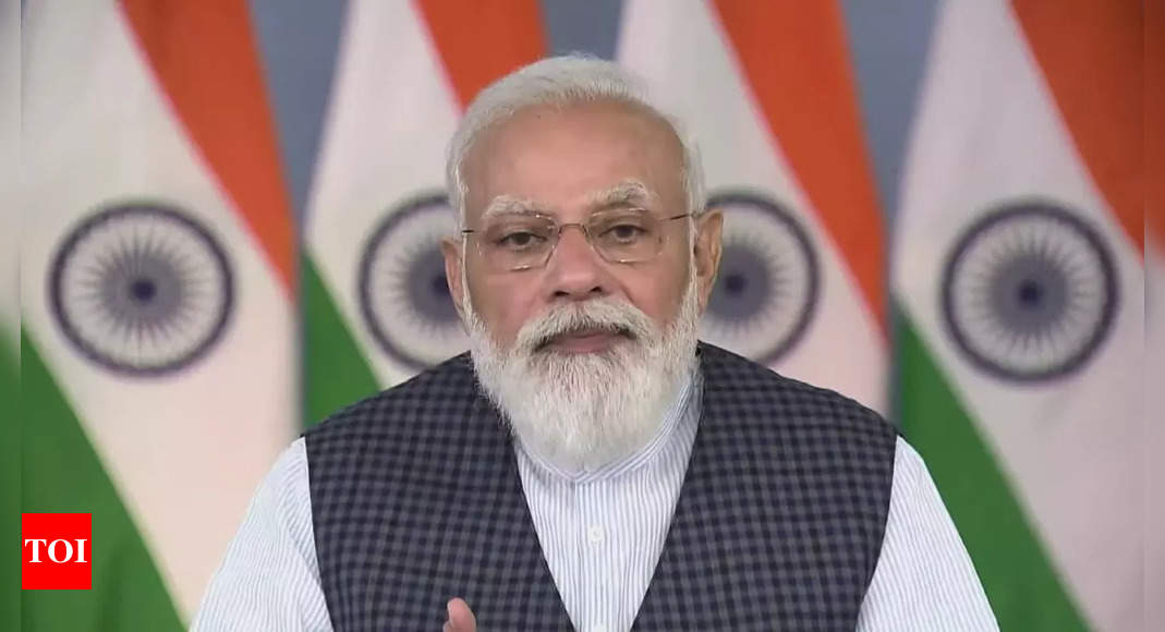 Mark Information era to space era transition with efficiency and affordability: PM