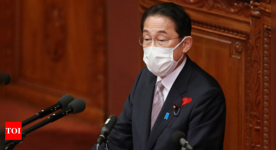 Japan's new PM defends pro-nuclear stance in parliamentary debut thumbnail