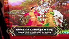 Ramlila celebrations galore in Lucknow