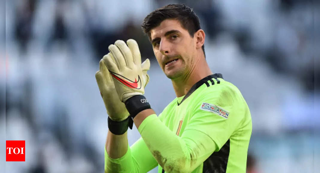 'When will we get a rest? Never' – Courtois lashes out over number of games   Football News – Times of India