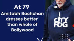 At 79 Amitabh Bachchan dresses better than whole of Bollywood