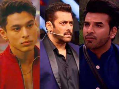 BB: Times when Salman Khan lost his cool