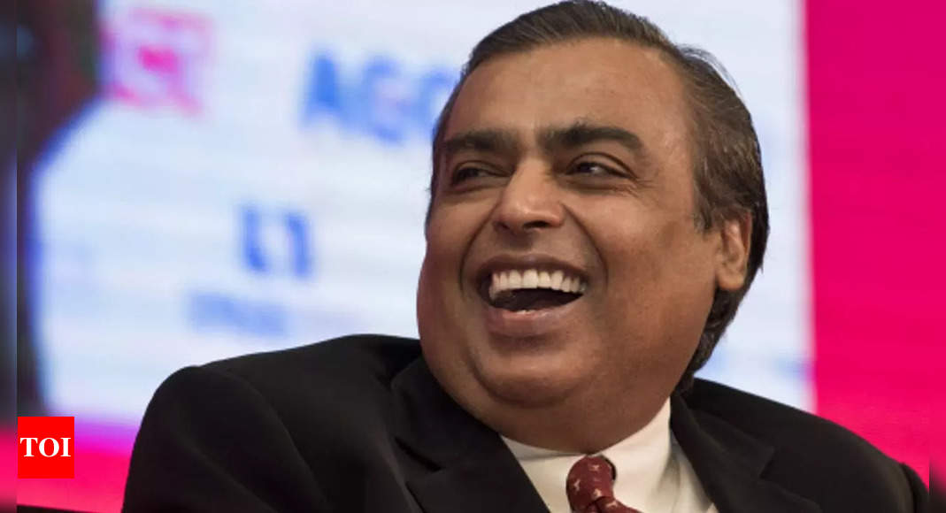 , Ambani joins Bezos, Musk in world's exclusive $100b club, The World Live Breaking News Coverage & Updates IN ENGLISH
