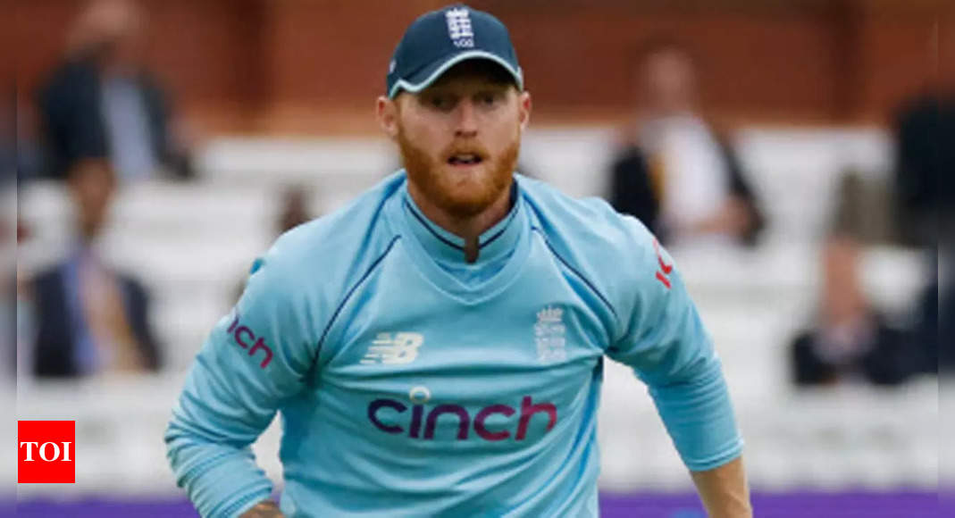 Ben Stokes provides positive finger injury update   Cricket News – Times of India